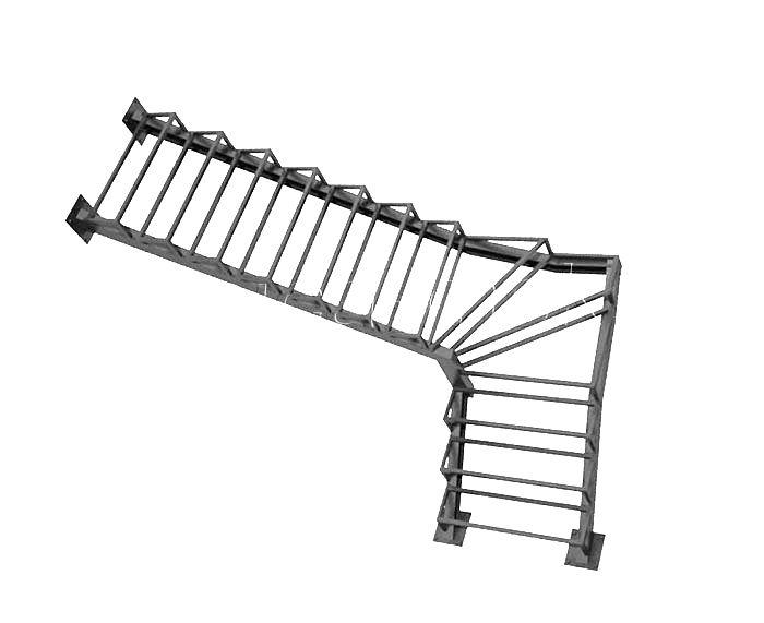 Металлические лестницы в Сыктывкаре