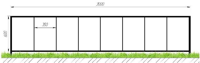 Ритуальные кованые ограды в Сыктывкаре