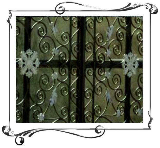 Кованные ворота в сыктывкаре