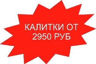 Калитки из профнастила в Сыктывкаре цена