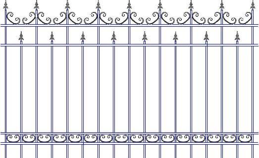 Производство и установка кованых заборов в Сыктывкаре. Забор, кованый, купить, сыктывкар, цена, в кредит