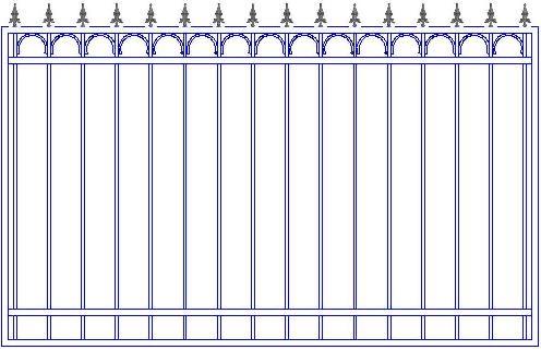 Забор на дачу в сыктывкаре