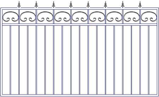 Купить забор в кредит в Сыктывкаре