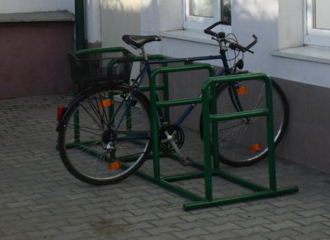 Велопарковки в Сыктывкаре